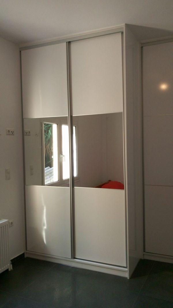Συρόμενες ντουλάπες στο Περιστέρι